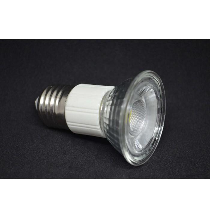 Foco led bajo consumo de 7w jdr e27 - Focos de bajo consumo para exterior ...