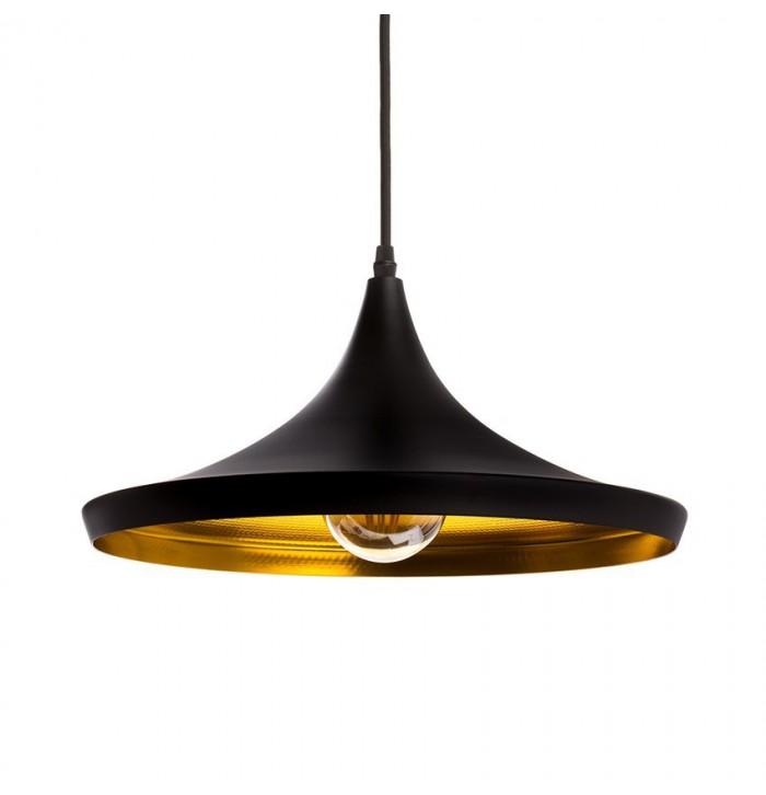 Lamparas de techo tom dixon beat light wide modelo b for Modelos de lamparas
