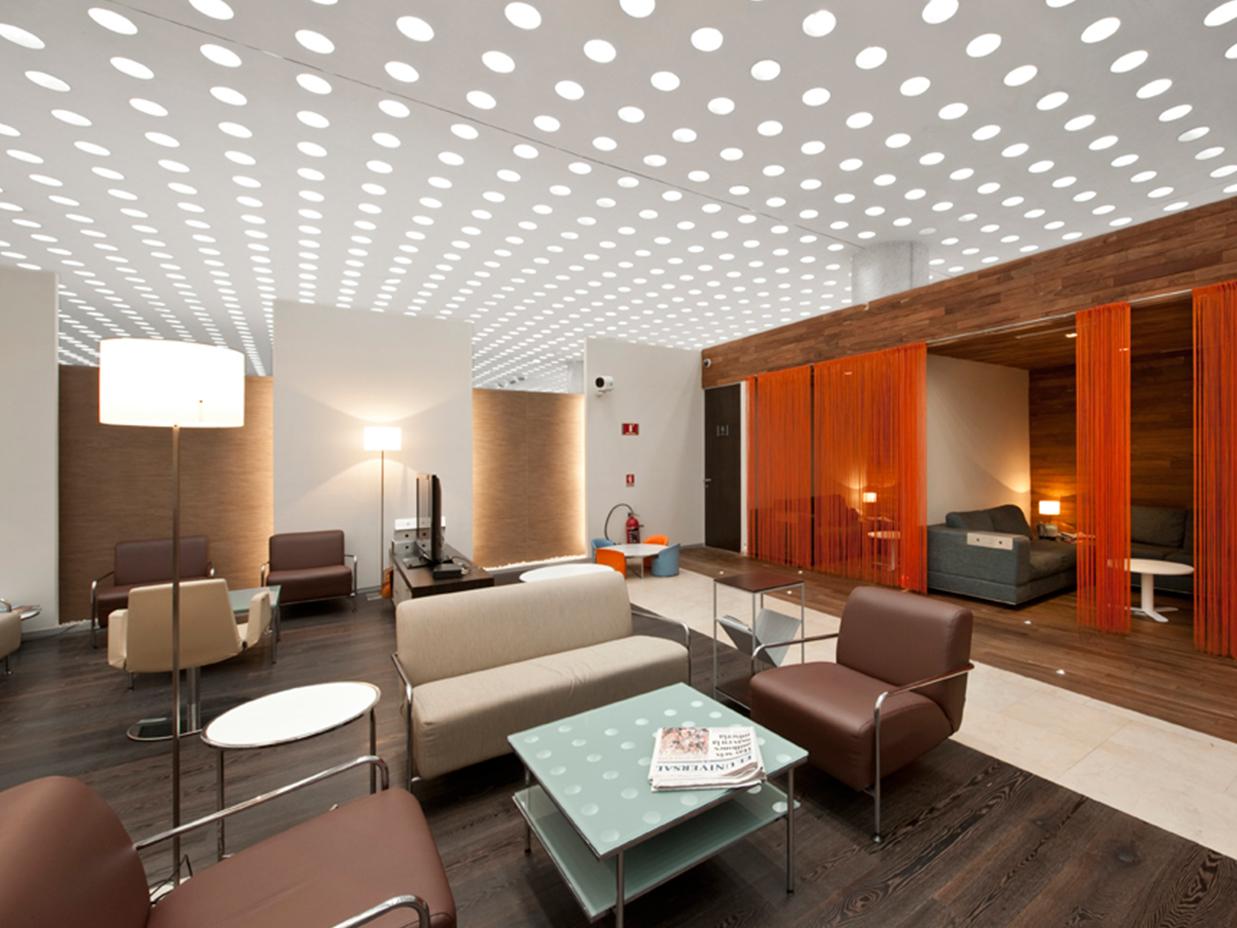 La iluminación de la oficina puede ser divertida y moderna ... - photo#18