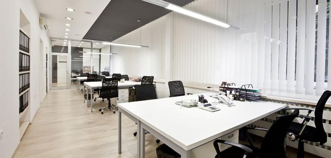 Iluminaci n flexible para la oficina del futuro jlr for Iluminacion led oficinas