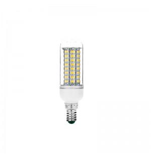 BOMBILLA LED DE MAZORCA CON CHIP SMD 2835  12W E14