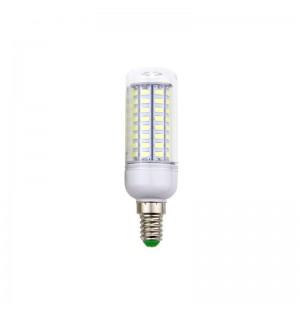 BOMBILLA LED DE MAZORCA CON CHIP SMD 2835 W15 E14