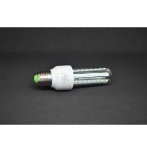 Bombilla Led 3 TUBOS DE LED 12 W Rosca E27