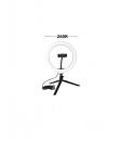 Lámpara de belleza Lámparas de MESA con soporte para teléfono regulable   260R  2700-6500k  11W