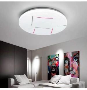 plafon techo led   3colores