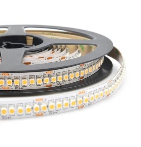 TIRA LED 24V  90 W   5M/ROLLOS   240leds  ip20   1600LM