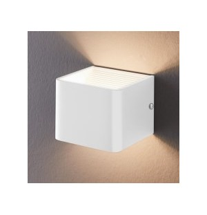 Aplique de pared BLANCO interior LED  5W  4000K