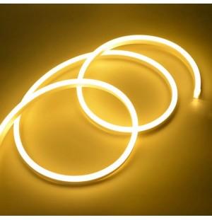 TIRA LED NEON 220V  9W (VENDA POR METROS) luz calida