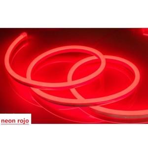 TIRA LED NEON 220V  9W (VENDA POR METROS)  luz rojo