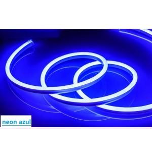 TIRA LED NEON 220V  9W (VENDA POR METROS)  azul