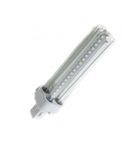 bombilla led G24d--1    PL-C  9W  6500K  2PIN