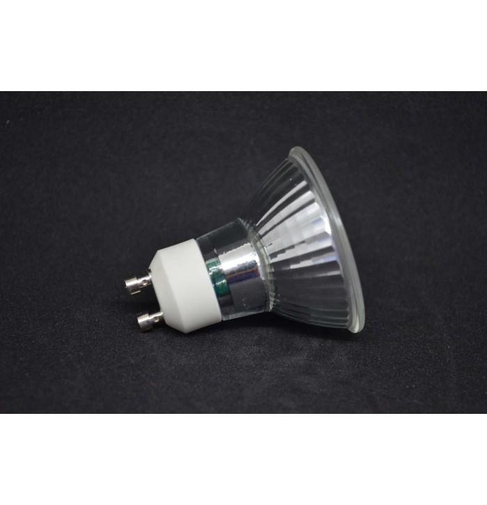 Foco led bajo consumo de 7w gu10 230v directo - Focos de bajo consumo para exterior ...