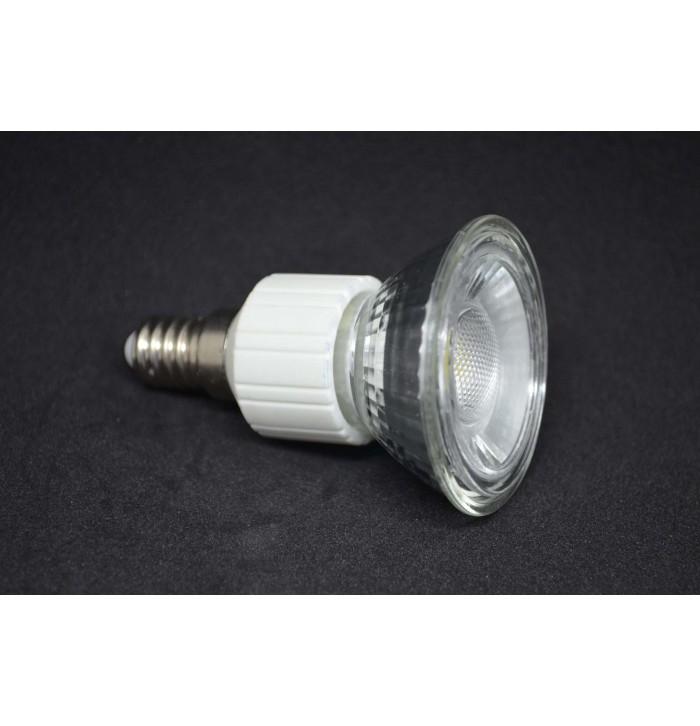 Foco led bajo consumo de 7w jdr e14 - Focos de bajo consumo para exterior ...