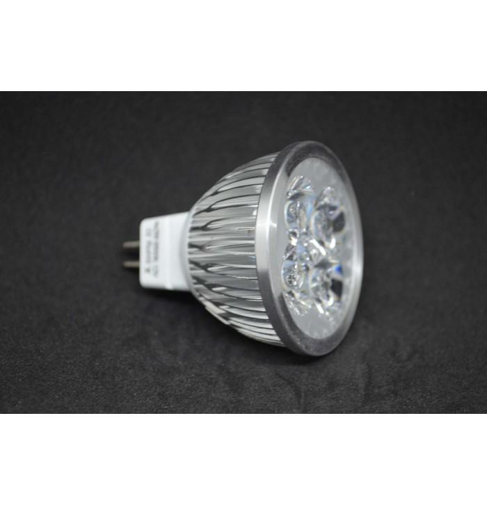 Foco led bajo consumo de 8w mr16 12v - Focos de bajo consumo para exterior ...