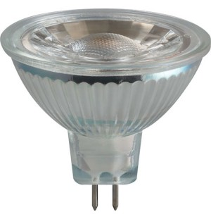 Foco Led Bajo Consumo De 7W MR16 - 12V