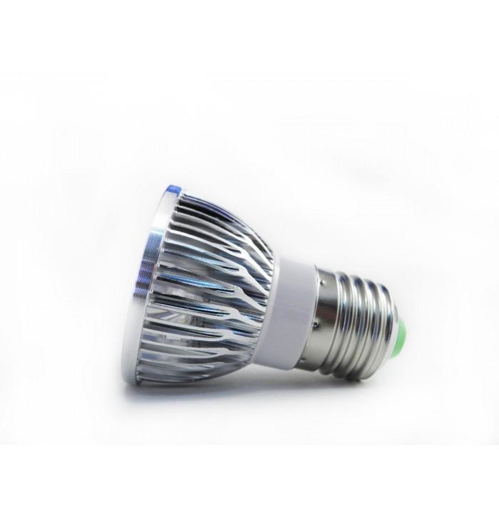 Foco led bajo consumo de 8w jdr e27 - Halogenos led bajo consumo ...