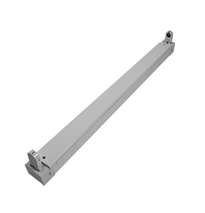 Tubo led t8 good tubo led t daxso integrado w cm with - Tubo de aluminio ...