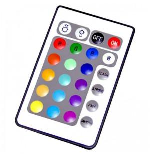 DICROICA RGB GU10 3W LED