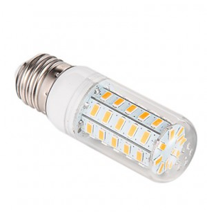 BOMBILLA LED DE MAZORCA CON CHIP SMD 2835 12W E27