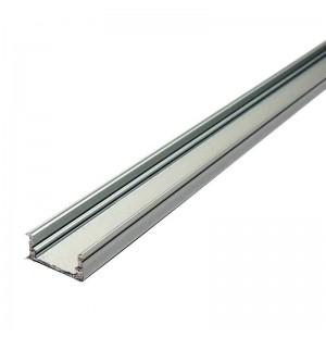 PERFIL PARA TIRAS LED DE 2 METROS (FINO )