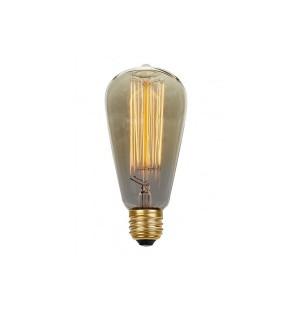 Bombilla Vintage Grande  Edison de Filamento Rosca E27