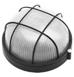 Aplique pared tortuga redonda con rosca E27