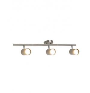 Lámpara techo 3 bombillas GU10