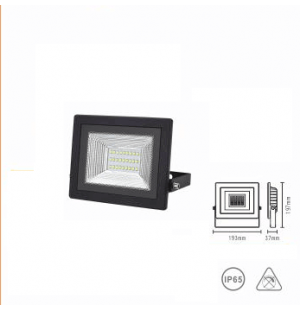 Proyector Led Exterior Foco 30W