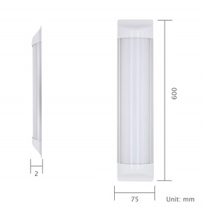 Plafon Fluorescente Led 230V 18W