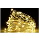 Cadena de luz led Bateria 10M Exterior Navidad