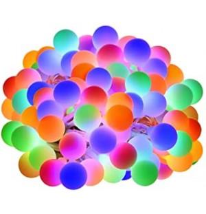 Guirnalda Luces de Colores 10 metros Exterior